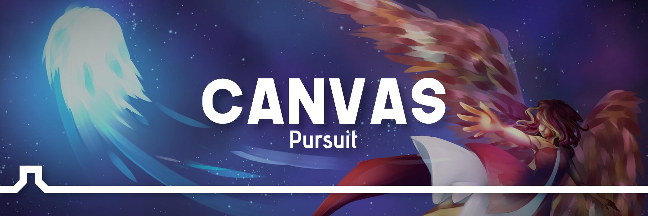 Tripulse Canvas: Pursuit – OUT NOW!