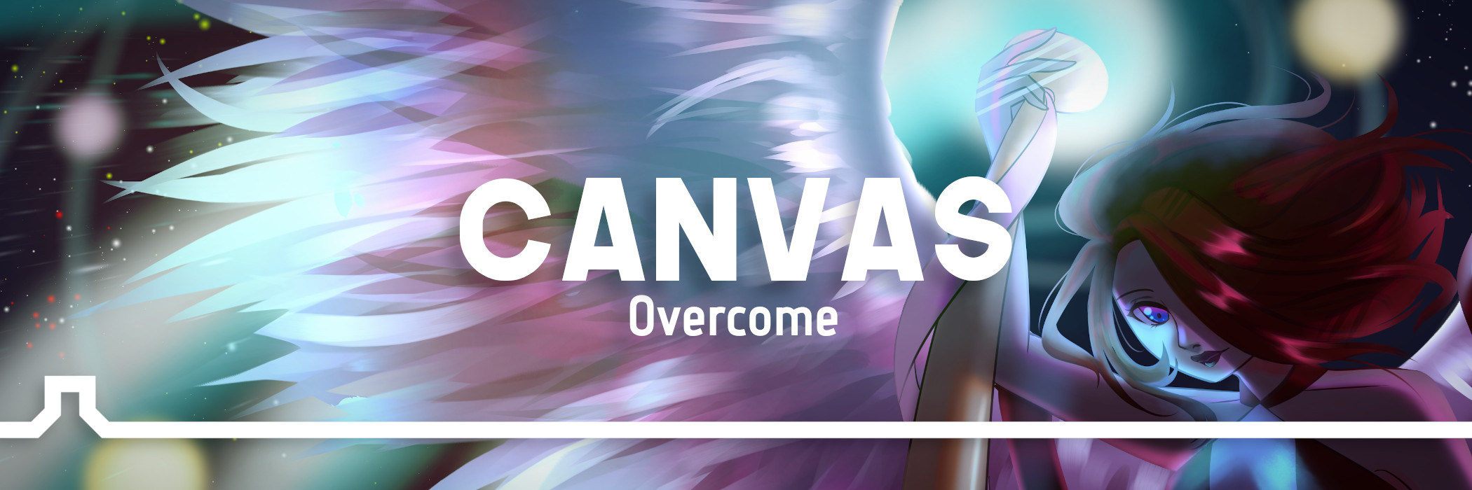 Tripulse Canvas: Overcome – OUT NOW!